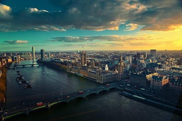 イギリスの定番観光スポット8選!楽しい見どころをご紹介!