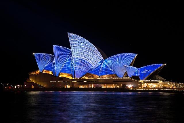 オーストラリアおすすめ観光スポット8選!人気の名所や見どころをご紹介!