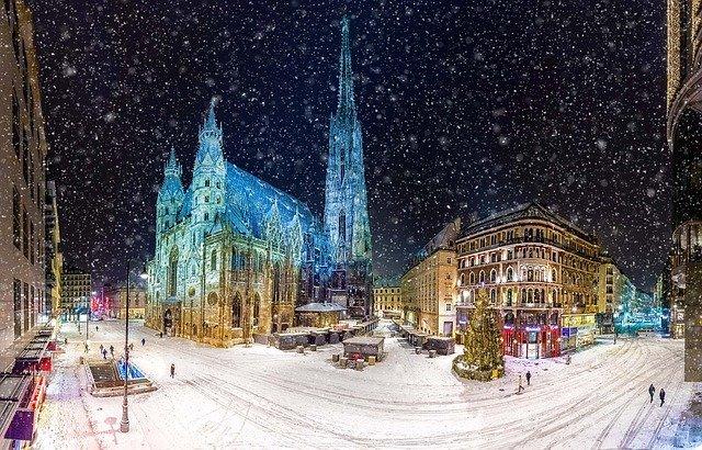 オーストリアの観光スポット15!ウィーンなど人気観光地の見どころをご紹介!