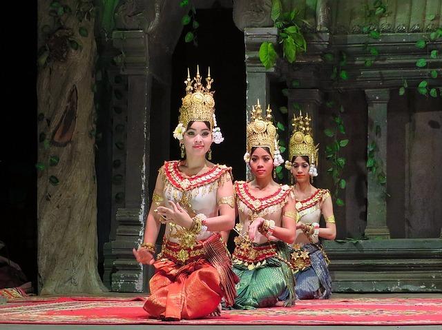 カンボジアの観光情報をご紹介!有名な都市など魅力をご紹介!
