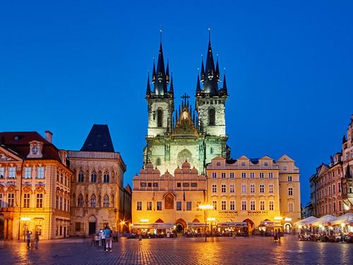 チェコおすすめ観光スポット7選!プラハなど人気観光地の見どころを紹介!