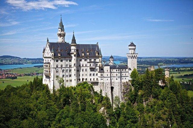 ドイツ観光で行きたいおすすめスポット14選!人気の名所や観光地をご紹介!