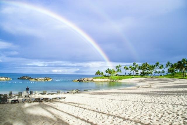 ハワイの雨季っていつ?旅行前に知りたいハワイの1年の気候の変化を解説!