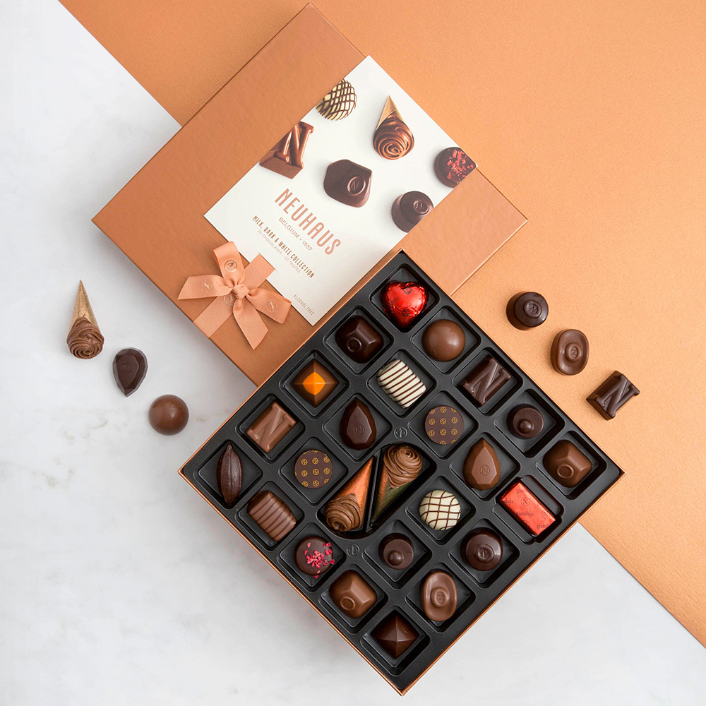 チョコ ベルギー