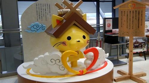 しまねっこってどんなキャラ?島根の人気ゆるキャラをご紹介!
