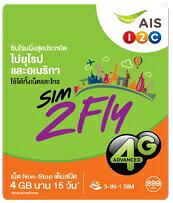 AIS SIM2Flyでヨーロッパ旅行中もネットはバッチリ!魅力や使い方を比較解説!