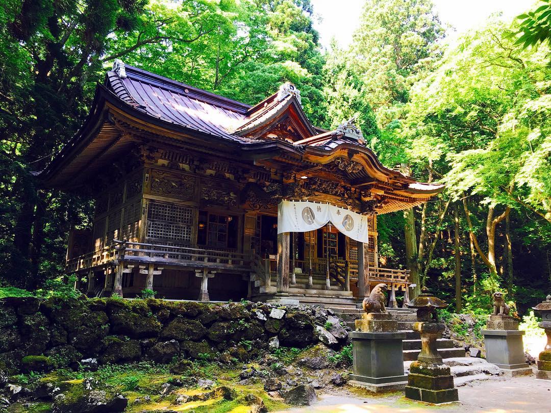 十和田湖にある十和田神社がアツい!パワースポットで運勢アップ?!