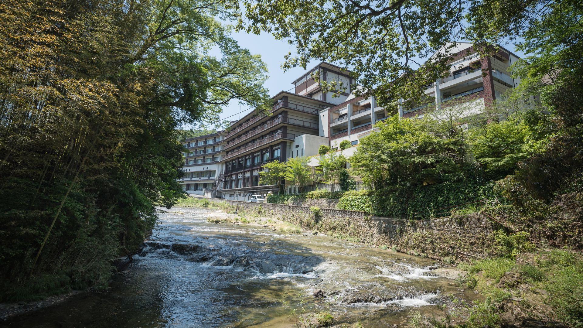 袋田の滝と合わせて楽しみたい!袋田温泉の日帰り入浴ができる温泉4選!