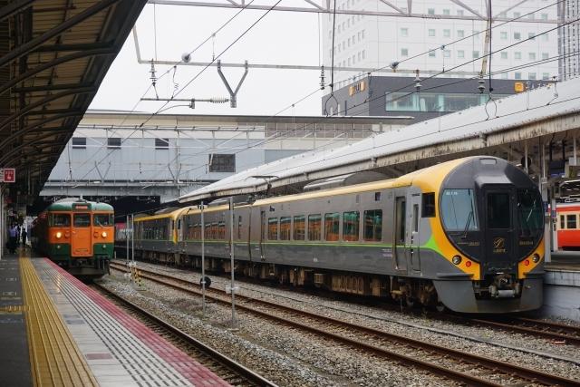 特急しおかぜってどんな列車?岡山と松山を結ぶ特急をご紹介!