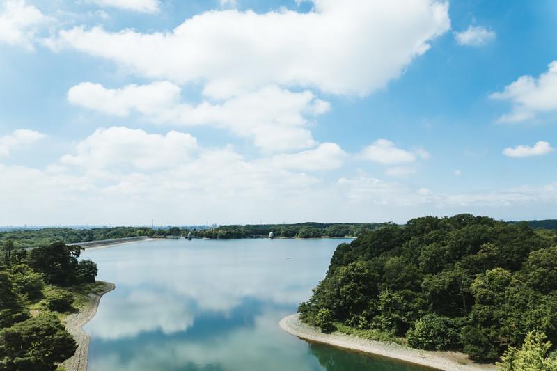 多摩湖の成り立ち&周辺の見どころをご紹介!今と昔でどう変わった?