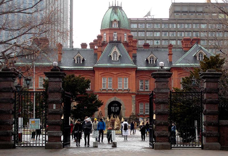 北海道庁の観光情報まとめ!赤レンガの建物を見学できる時間や見どころをご紹介!