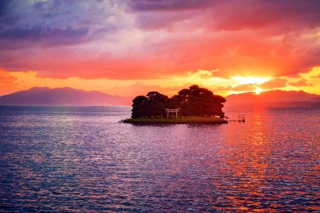 宍道湖の見どころは?絶景スポットや周辺の観光スポットをご紹介!