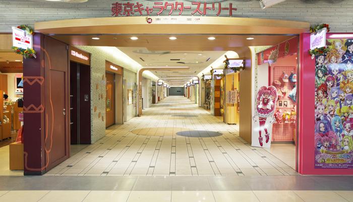 東京キャラクターストリートの人気ショップ14選!有名アニメのグッズが勢揃い!