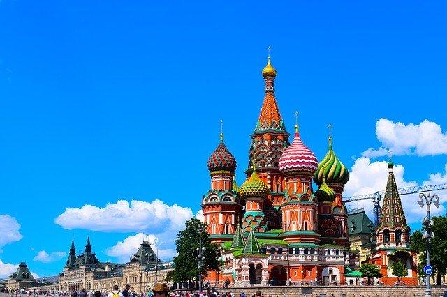 モスクワで見逃せない観光スポット11選!人気の名所や見どころをご紹介!