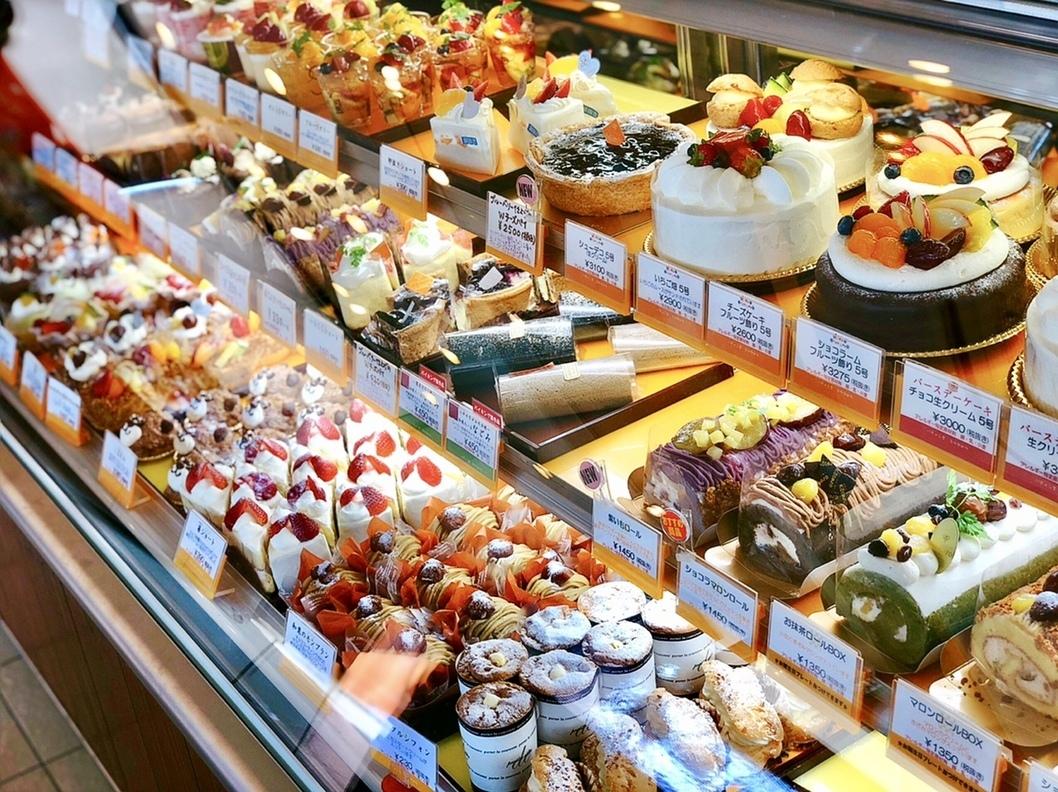 【厳選】高槻はおいしいケーキ屋さんの聖地!個性が光る名店14選!