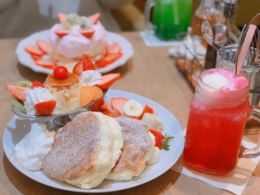 上野駅周辺でおいしいパンケーキが食べられるお店11選!絶品スイーツをご紹介!