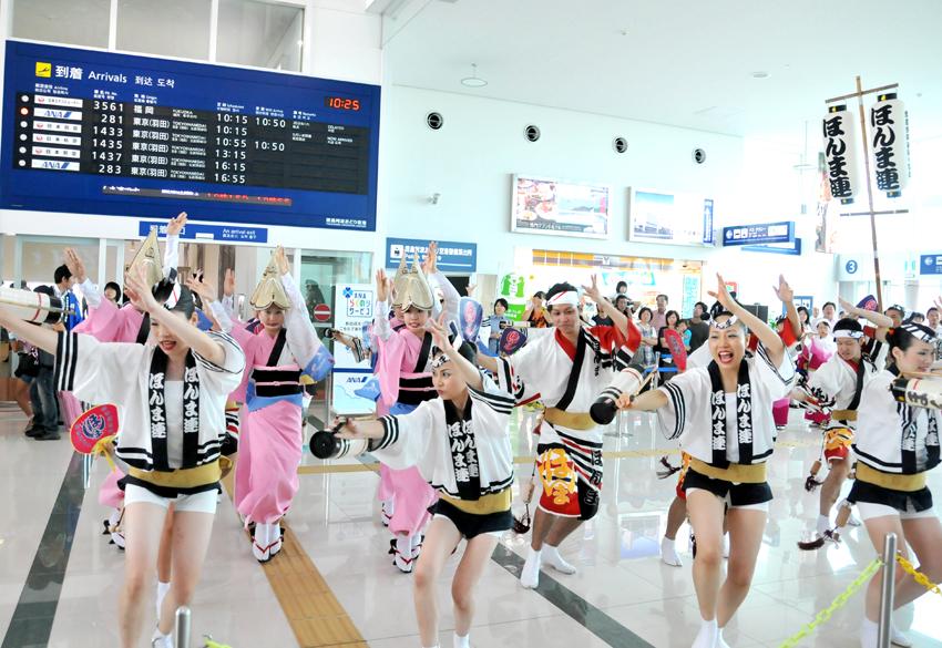 徳島阿波おどり空港のアクセス情報!バス路線や乗り場をご紹介!