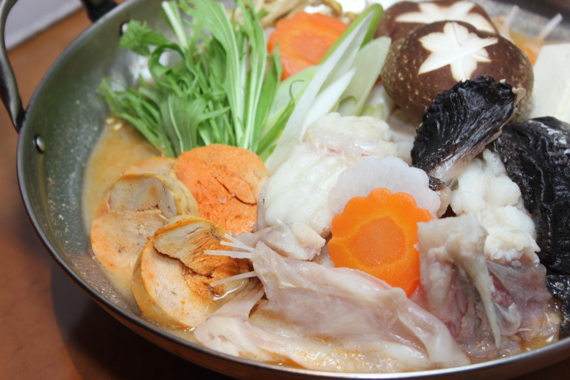 大洗であんこう鍋を食べるならココ!人気の冬の名物が食べられるお店をご紹介!