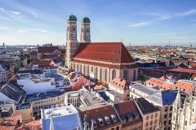 ミュンヘンにある美しい観光名所14選!目を奪われるようなスポットをご紹介!