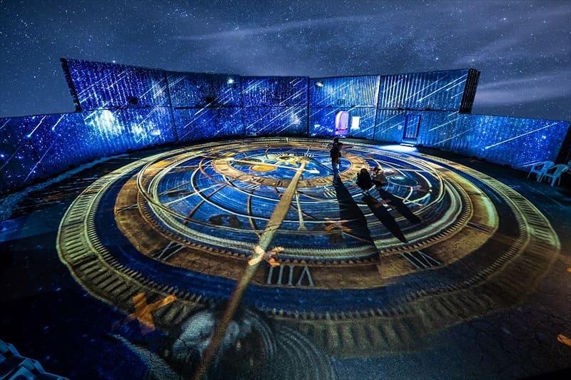スタービレッジ阿智のナイトツアーがヤバい!想像を超える星空がそこに広がる!