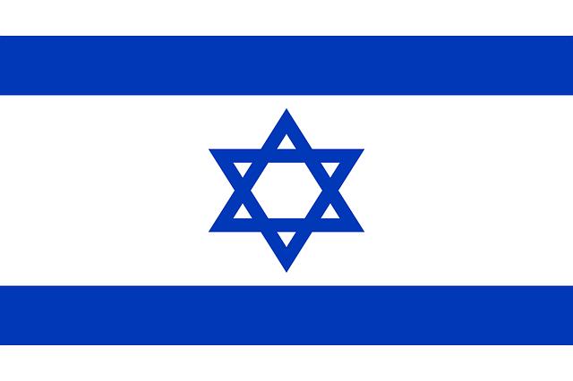 イスラエルの面積ってどのぐらい?日本と比較してわかりやすく解説!
