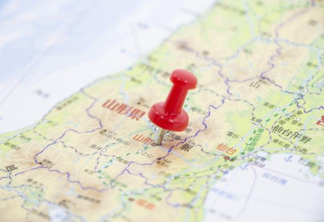 山形県の面積は全国何位?県内の市区町村面積ランキングもご紹介!