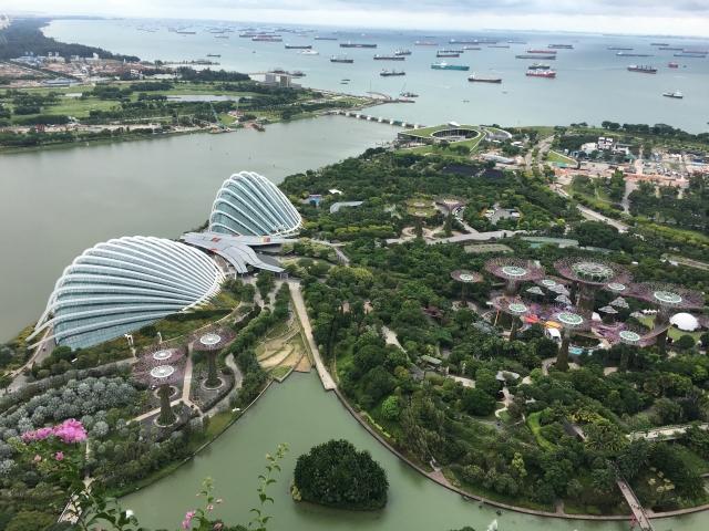シンガポールの面積は?埋め立てで拡大中?日本と比較して国土の広さを解説!