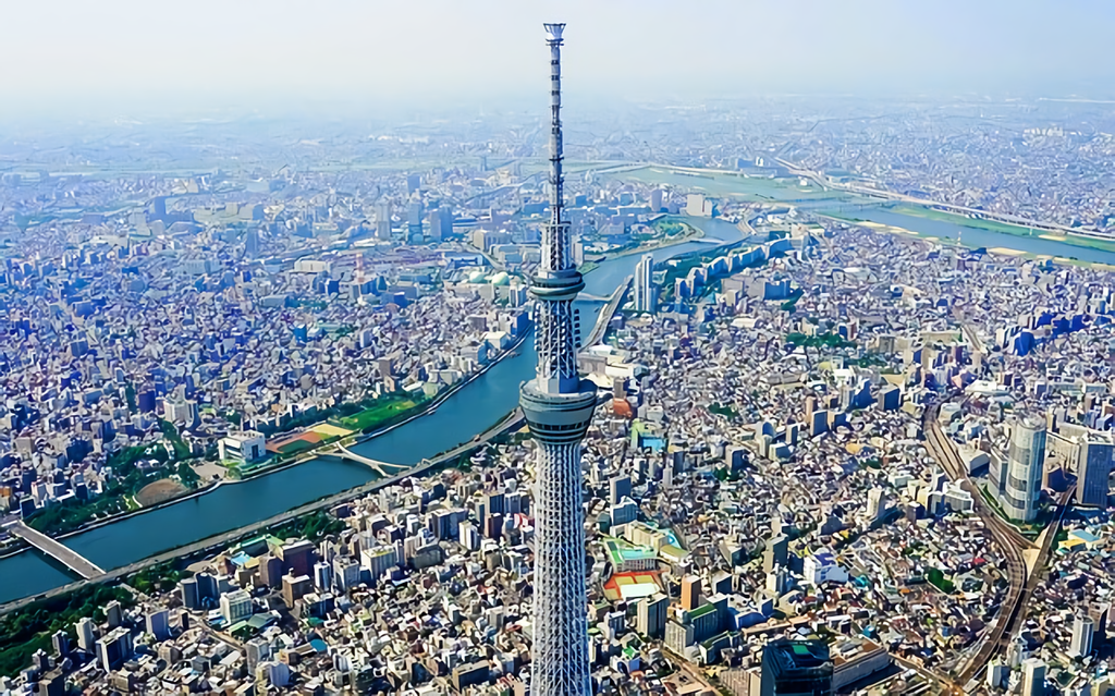 関東地方の面積はどのくらい?都道府県ごとのランキングをご紹介!