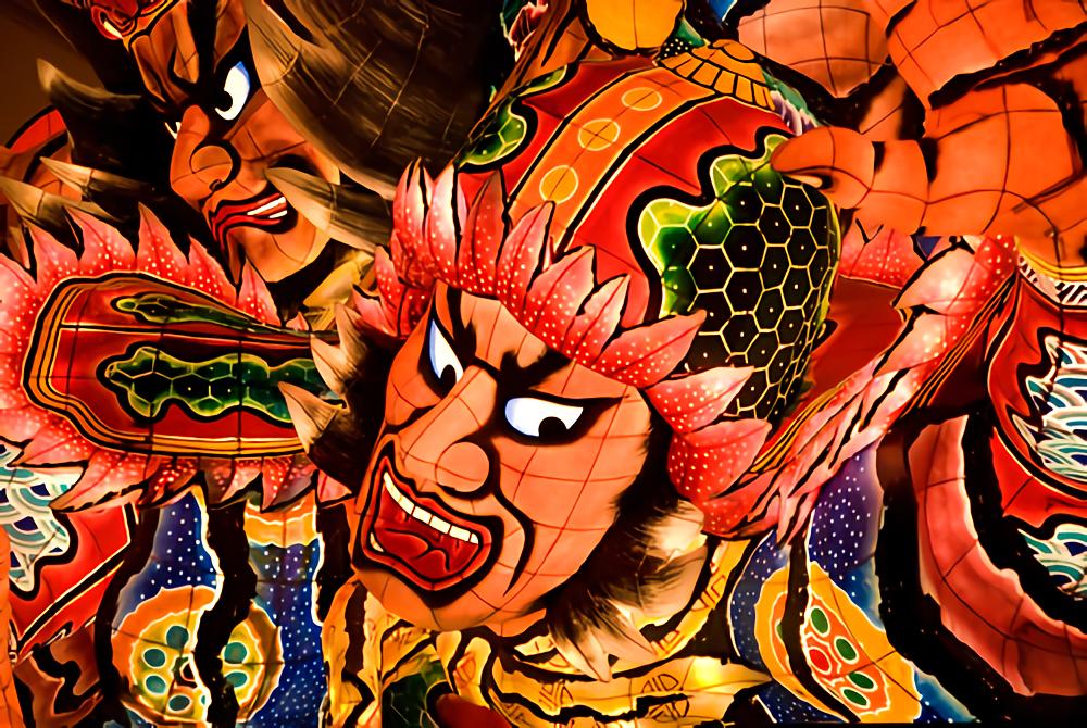 「ねぶた」と「ねぷた」の違いって何?青森の有名な祭りの違いを解説!