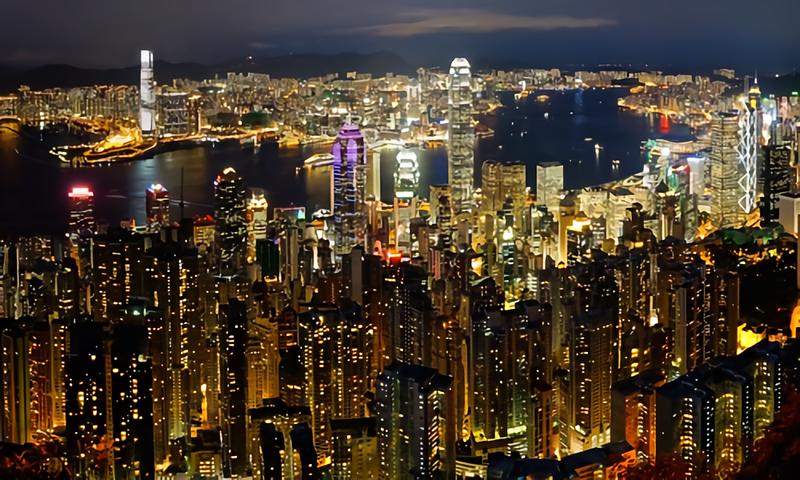 香港の面積はどれくらい?日本と比較して大きさをわかりやすくご紹介!