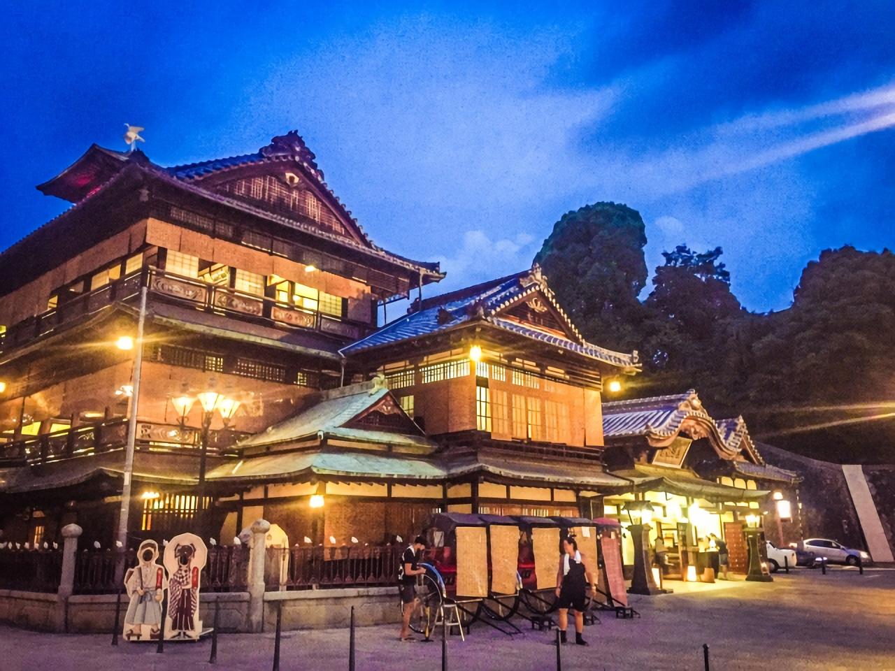 三大温泉といえば?日頃の疲れが癒せる評価の高い日本の名湯をご紹介!