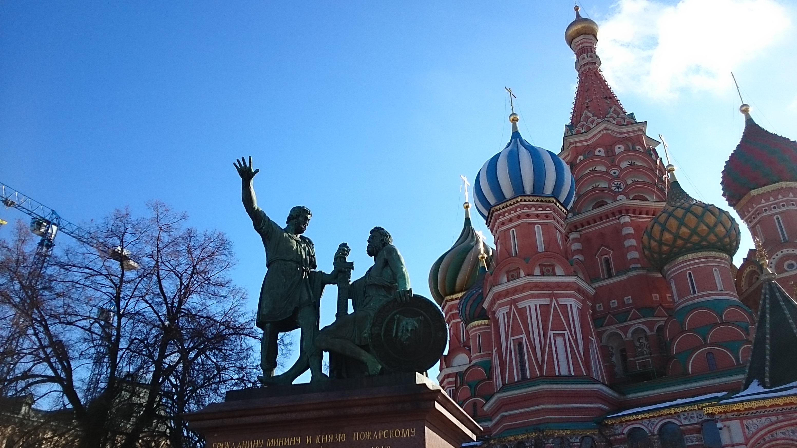ロシア語の基礎になる重要な単語50選!旅行前に覚えれば会話もバッチリ?