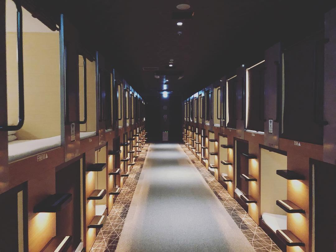 仙台駅周辺の安く泊まれるカプセルホテル4選!当日OKな場所もしっかりご紹介!