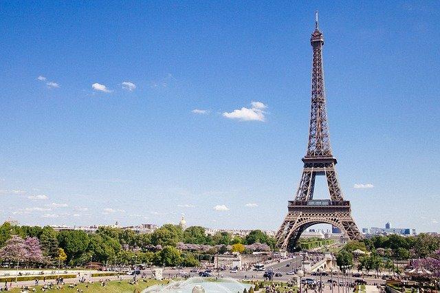 フランスの面積は日本の何倍?どのくらい?国土の大きさを日本と比較解説!
