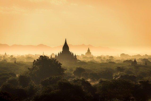 ミャンマーの面積は日本の何倍?人口は?国土の大きさや違いを比較!