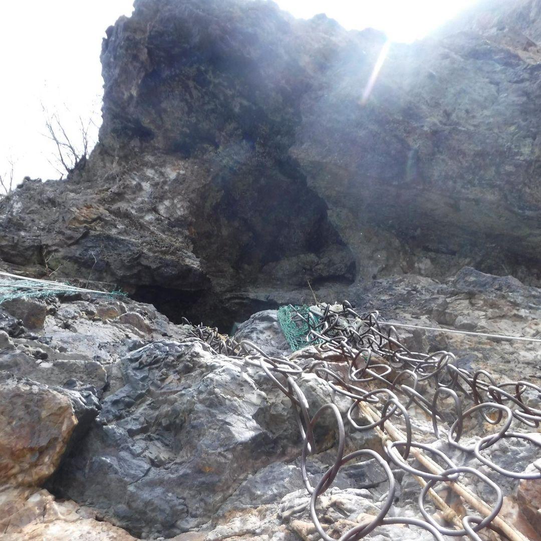 日本一危険な神社「太田山神社」とは?断崖絶壁を超えた先にある絶景