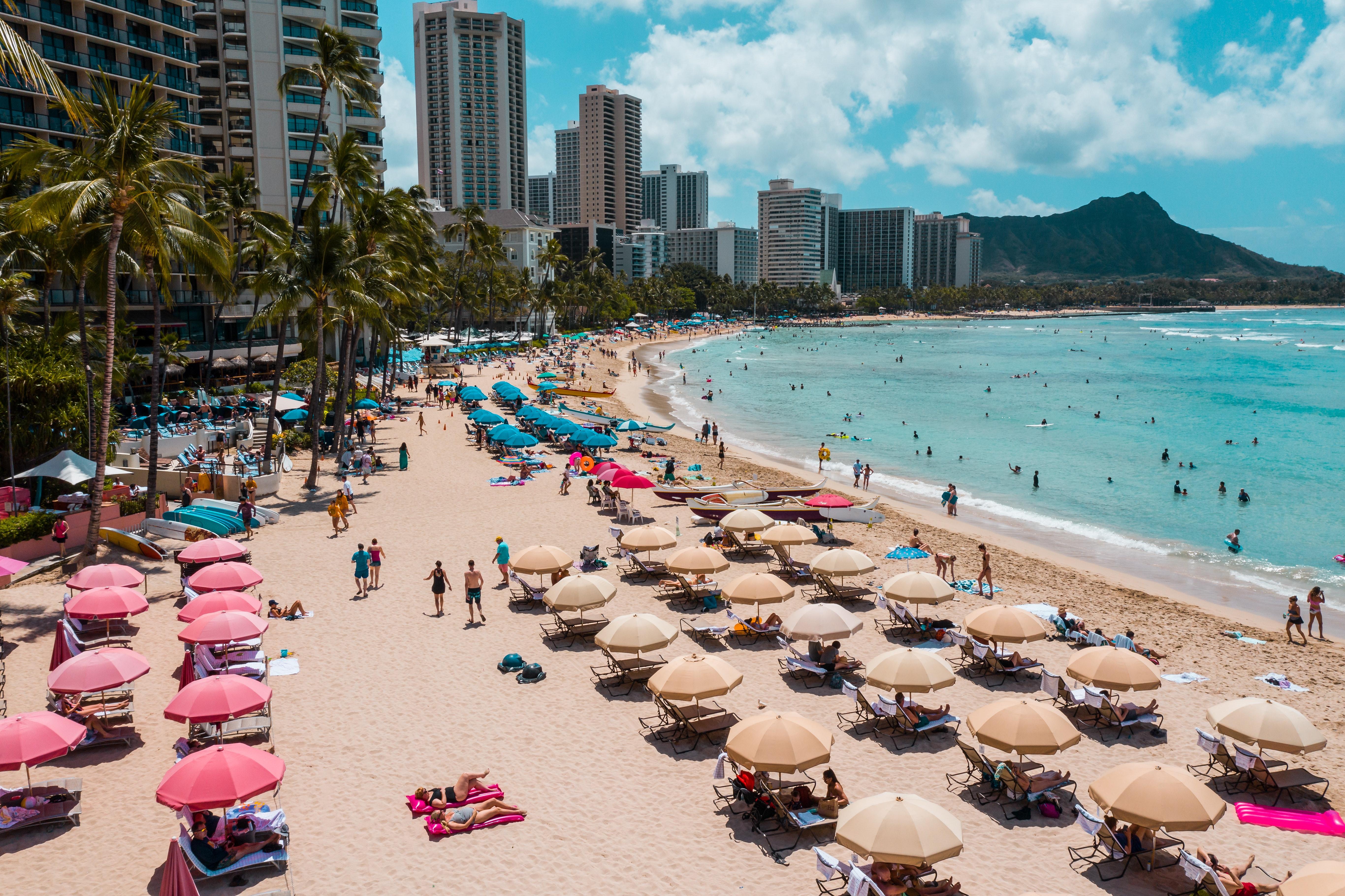 ハワイで使う日焼け止めには注意が必要!どんな日焼け止めなら使える?