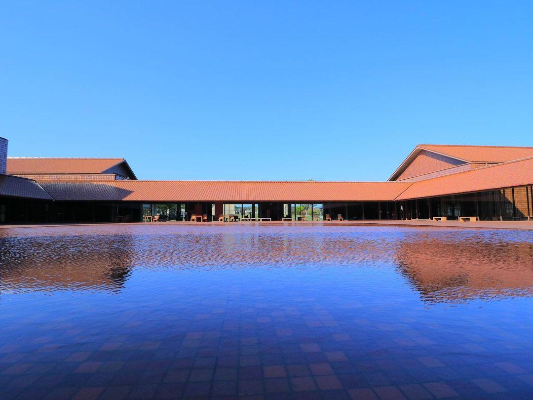 島根県芸術文化センターグラントワは隠れた島根の名建築?