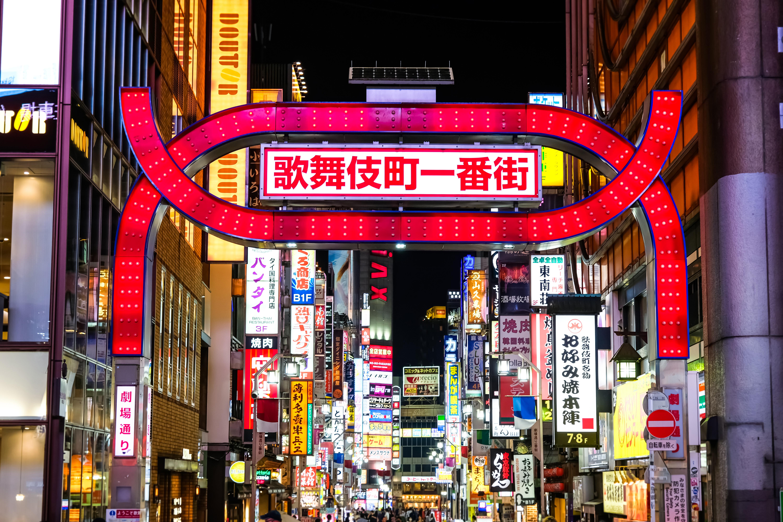 歌舞伎町の治安は実際どう?危険なエリアや注意が必要な犯罪などを解説!
