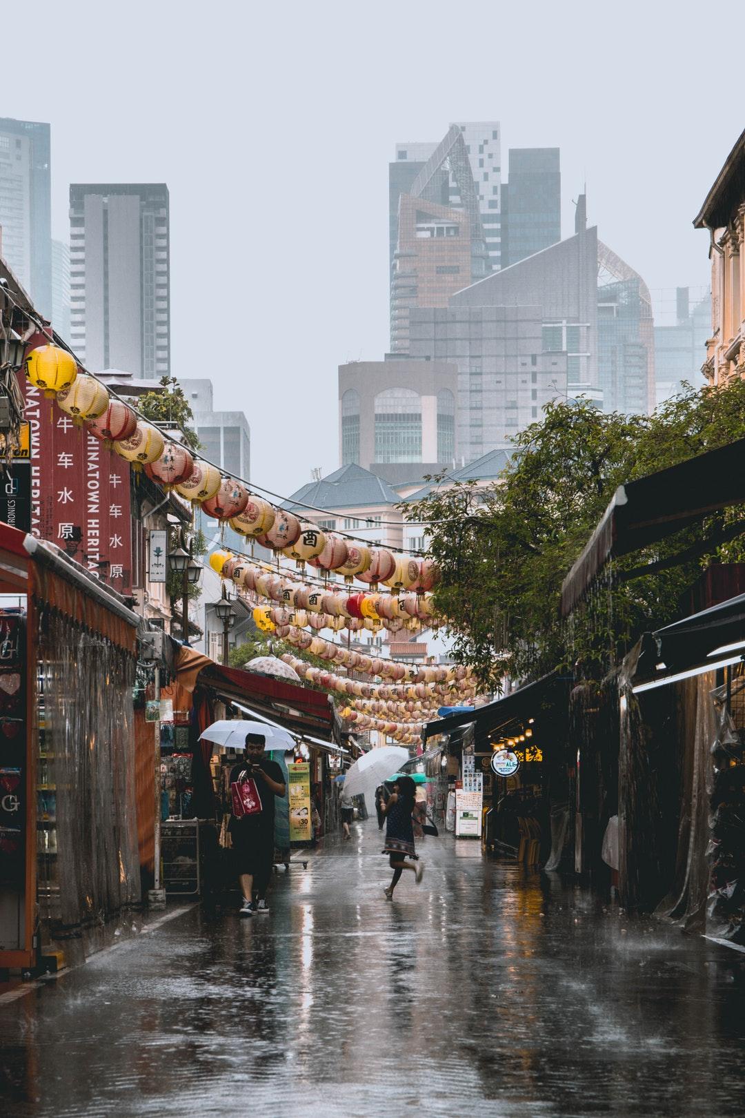 シンガポールの気温や雨季など天気の特徴!観光のおすすめシーズンは ...