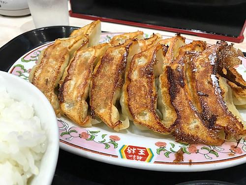 大阪 王将 餃子