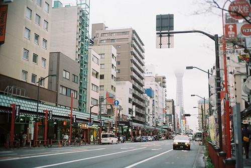 浅草 梅園 店舗