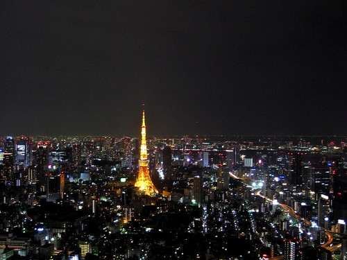 11 recommended hotels with a view of Tokyo Tower