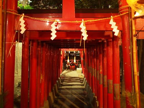 shrine in Roppongi