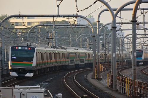 access methods from Shinjuku to Yokohama