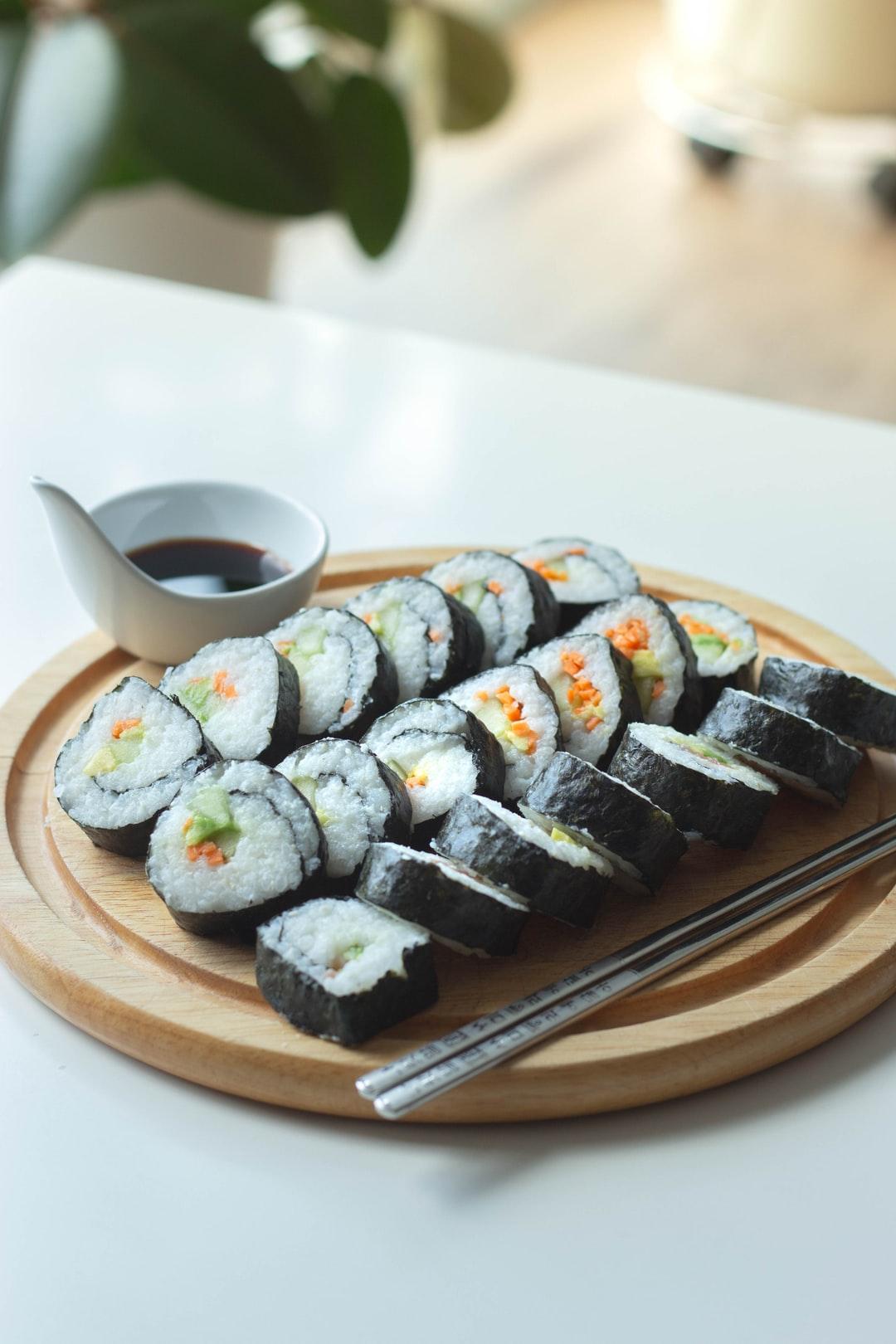 famous sushi restaurants in Tokyo