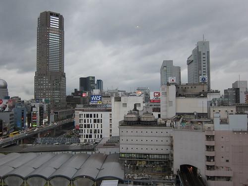 How to access Shibuya from Shinjuku!