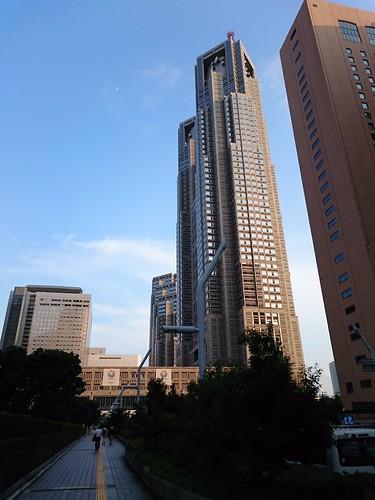 Summary of night view spots in Shinjuku!