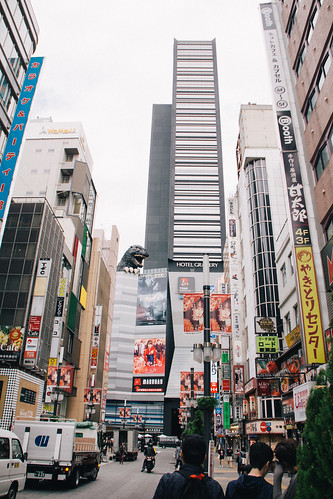 Meeting spots in Shinjuku