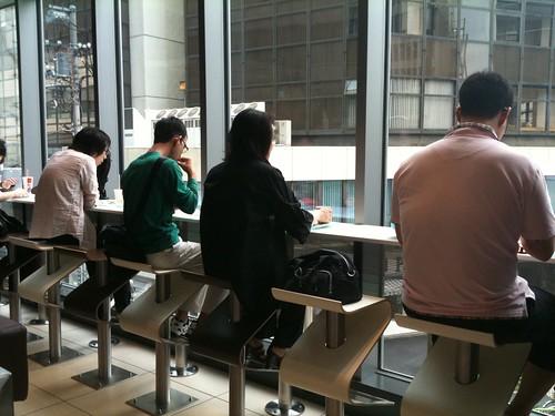 McDonald's JR Shinjuku South Entrance